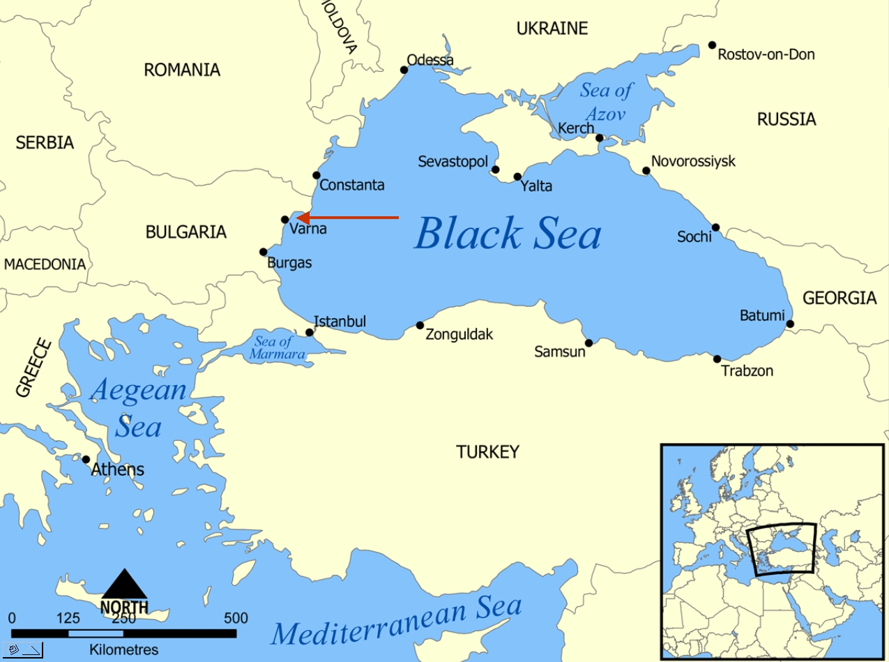 Black Sea Cruise 68
