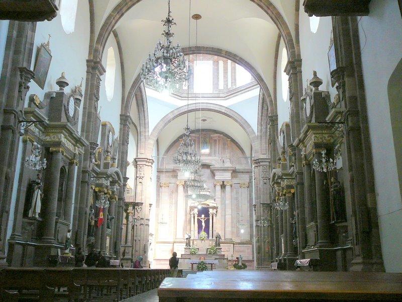 San Francisco Church San Miguel De Allende
