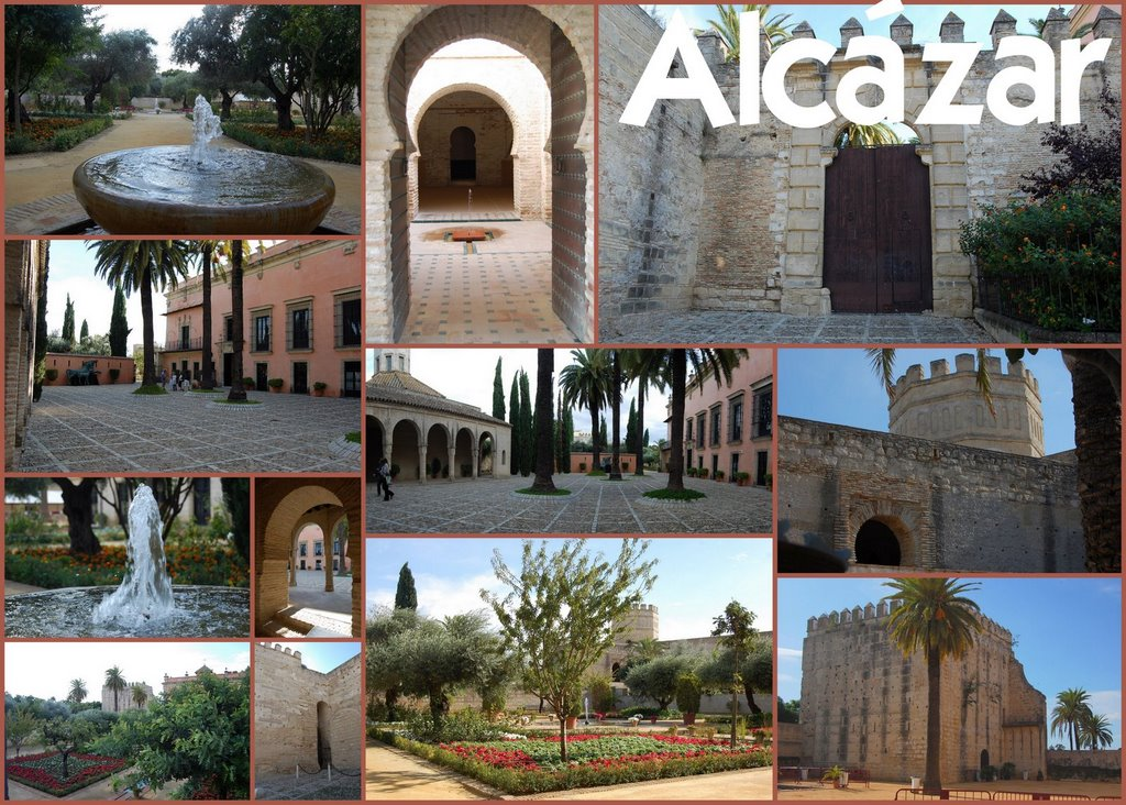 Alcazar Jerez De La Frontera Cádiz Spain