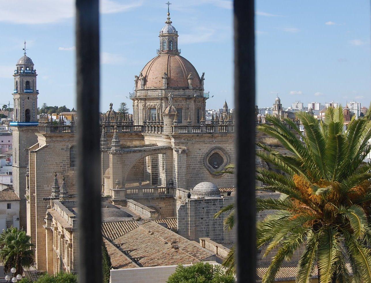 Cathedral Jerez De La Frontera C 225 Diz Spain
