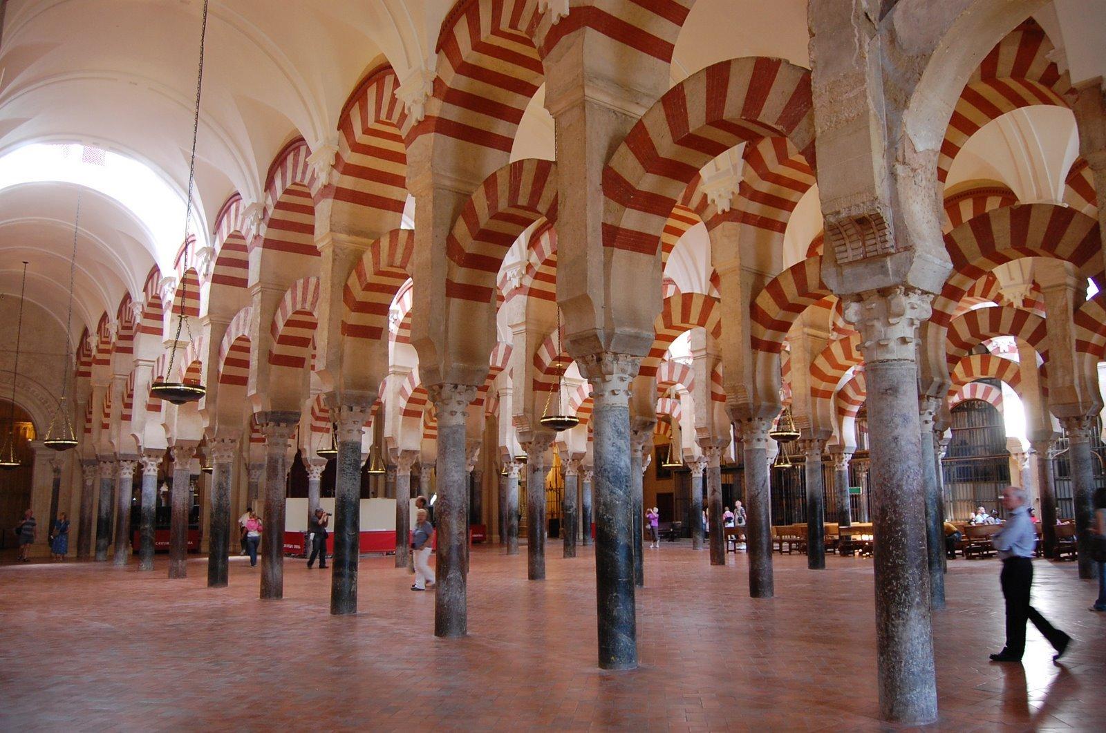 Mezquita Picture: Córdoba, Spain -- Final Expansion Of The Mosque