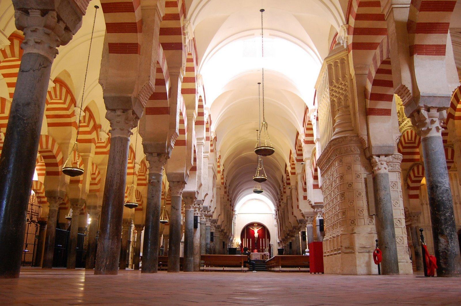 Mezquita Picture: Córdoba, Spain -- Christian Cathedral