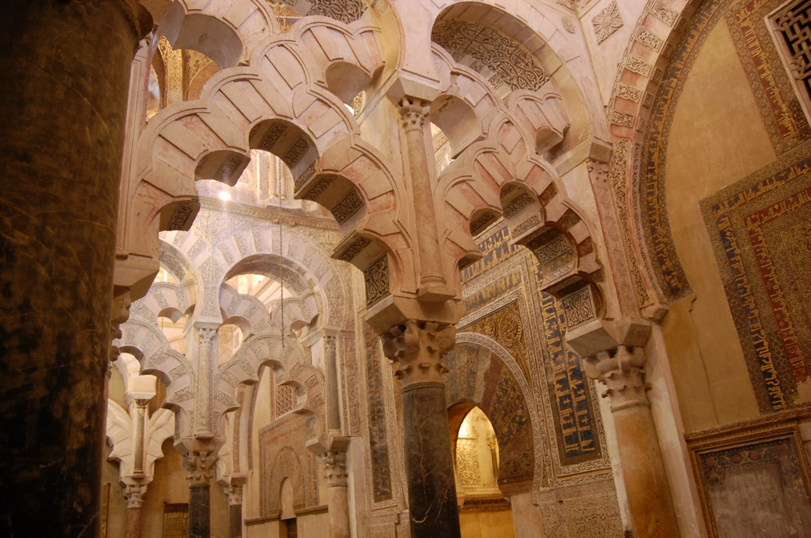 C 243 Rdoba Spain Al Hakam Ii S Expansion Of The Mosque