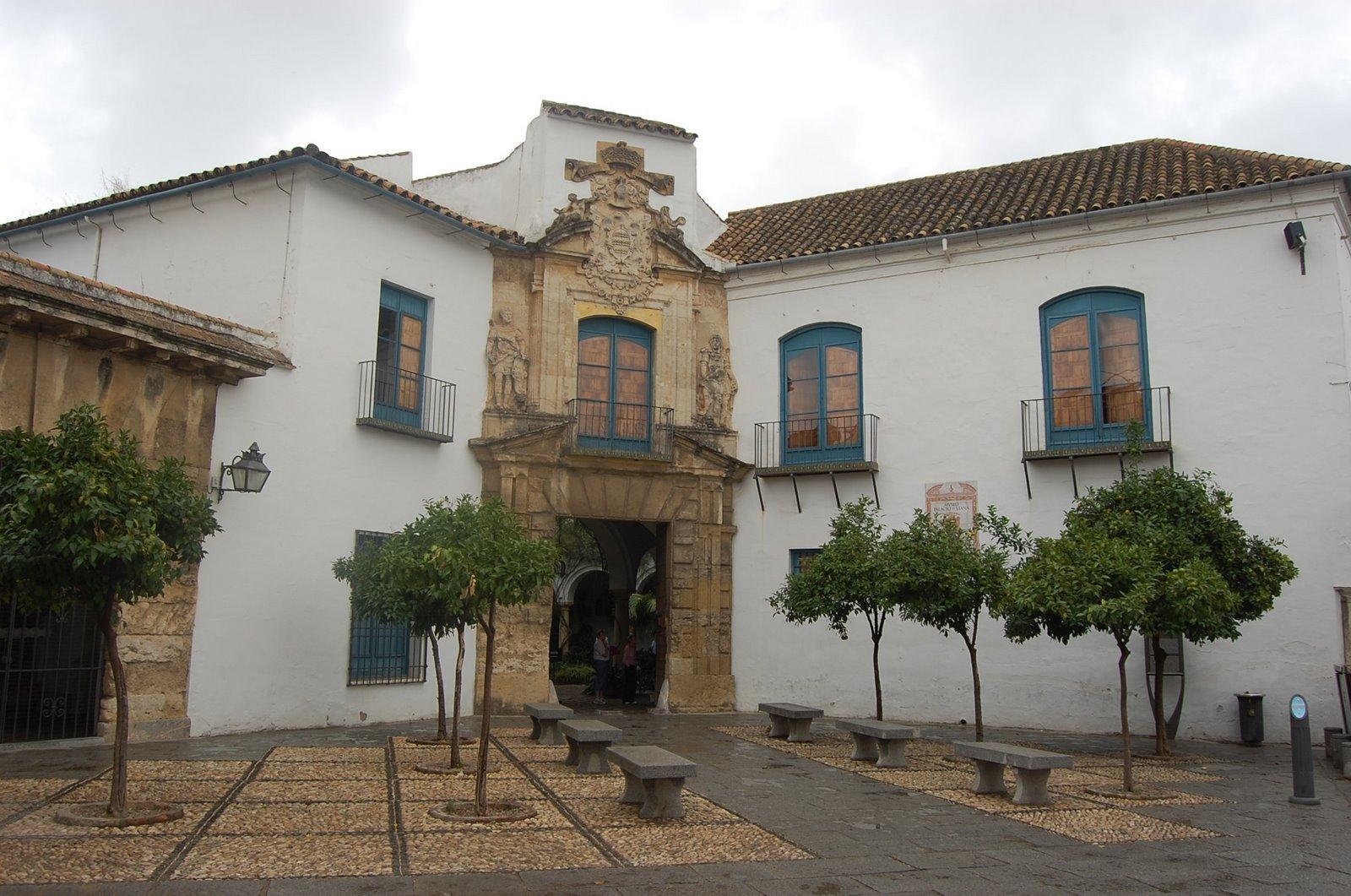 The Palacio Museo de Viana of Córdoba, Spain