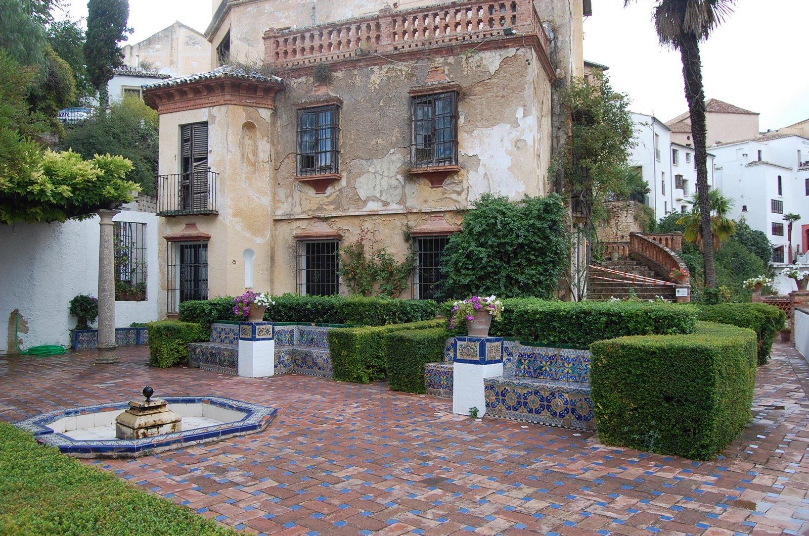 Some civic buildings in ronda malaga spain - Casa home malaga ...