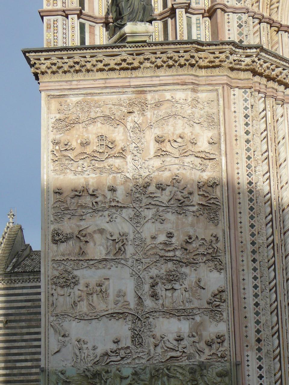 Cathedral Duomo Orvieto Umbria Italy